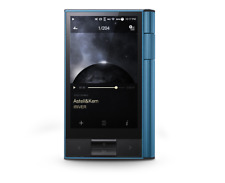 Astell & Kern KANN High-Res. 4In MP3 player Portable DSD USB-C 64Gb FedEX / Blue