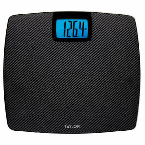 Glass Weight Tracking Scale with High Capacity 500lbs