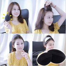 Hot 2 Pcs Pad Puff Hair Princess Hair Styling Noble Fluffy Hair Tools For Women