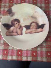 Cherub Decorative Plate