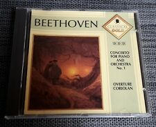 Classical Gold – Beethoven: Concerto For Piano & Orchestra 1 / Overture Coriolan