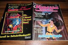 VANESSA  // Großband  # 12 -- im SCHLOß der VAMPIRE // mit großem Grusel-Poster