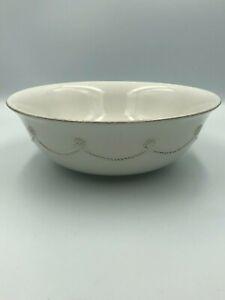 Juliska Ceramics Berry and Thread Whitewash Round Vegetable Bowl 6324803