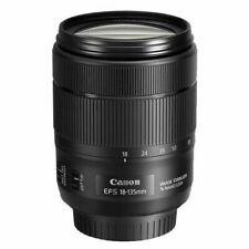 Canon EF-S 18-135mm f/3.5-5.6 Zoom lens