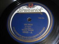 WILLEM WILLEKE BRUNSWICK 78 RPM RECORD 13022 CELLO