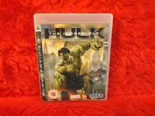 *ps3 INCREDIBLE HULK (NI) The Official Videogame FREE ROAMING WORLD PAL