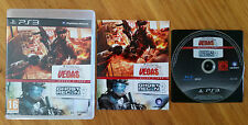 raimbow six + ghost recon PS3 / complet / rare / fr / blu-ray zero rayure