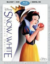 Snow White & The Seven Dwarfs (2016, Blu-ray NIEUW)2 DISC SET