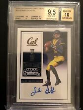 2016 Panini Contenders Draft Picks Jared Goff Auto BGS 9.5 10 Rookie RC Gem Mint