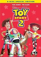 Toy Story 2 (DVD, 2005, 2-Disc Set) BRAND NEW DISNEY *FREE SHIPPING* US SELLER