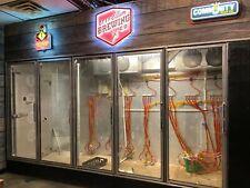Taken Apart Walk in Cooler for Food&Bev storage for restaurants- bars- shops