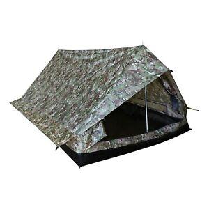 Kombat UK TROOPER 2 Man Tent Ultralight Cadet Youth Backpacking Camping BTP Camo