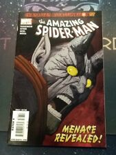 The Amazing Spider-Man #586 VF/NM 9.0 2009 Menace Revealed (6494)