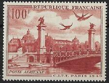 FRANCE - POSTE AERIENNE N° 28 NEUF **
