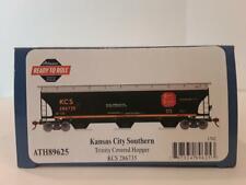 New Athearn Ready to Roll KCS Trinity Hopper