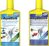 Tetra EasyBalance & AquaSafe TWIN PACK  ANY SIZES