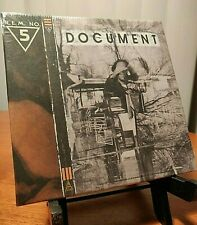 R.E.M. - DOCUMENT - Limited Edition Mini-LP CD - IRS Records