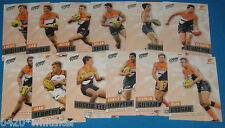 2013 AFL Select Prime Premium trading cards Greater Western Sydney Team set