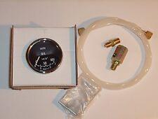 Triumph Stag NEW Smiths oil pressure gauge kit