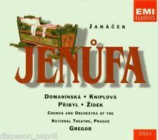 Janacek: Jenufa / Gregor, Domininska, Zidek, Pribyl - CD
