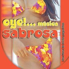 Costa Azul, Sonora-Oye!...Musica Sabrosa CD NEW