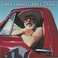 (CD) Damn Yankees - Don't Tread - Silence Is Broken, Where You Goin' Now u.a.