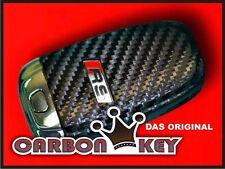 #005 Audi Audi A4 8K A5 - RS4 S4 RS5 S5 quattro Schlüssel-Dekor Carbon-Optik