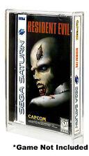 Sega CD/Sega Saturn Game Acrylic Display Case