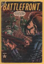 Battlefront #13 September 1953, Marvel, 1952 Series VG