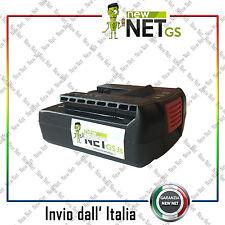 Batteria compatibile per BOSCH GSR 14.4 V-LI 10.8V 1500mAh 03020