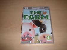 THE FARM EXTRA PLAY FARMING SIMULATOR ~ PC GAME PC CD-ROM NEW SEALED