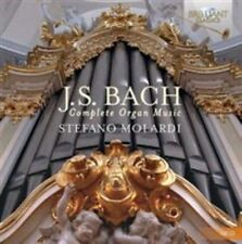 J.S.Bach:Complete Organ Music, New Music