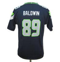 DOUG BALDWIN #89 Seattle Seahawks Mens Size XL Nike NFL Football Jersey Shirt