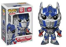 Funko Pop Transformer Optimus Prime #101 Vaulted Mint