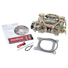 Edelbrock 1410 Performer Series 750 CFM Electric Choke Marine Carburetor