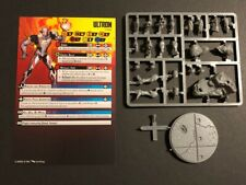 Tabletop - Marvel Crisis Protocol Core Set - Ultron miniature + stat card