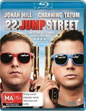 22 Jump Street (Blu-ray) Channing Tatum - Code A/B/C - New and Sealed