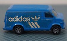 Vintage 1970s Adidas Die-Cast Van Corgi Toys / Juniors Made Great Britain 70s
