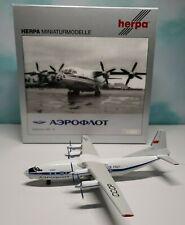 Herpa 1:200 Aeroflot Antonov AN-12 CCCP-11527 554329