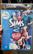 The Sims 2 Pets (FAT) - PC GAME - FREE POST *
