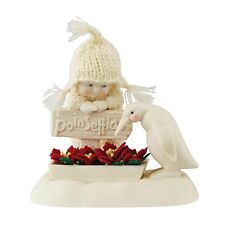 Snowbabies Grown For Christmas Figurine with Gift Box