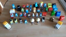 Disney Pixar Cars Diecast Collection Bundle pit stop fork trucks etc etc