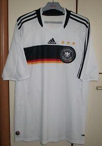 Germany 2008 - 2009 Home football shirt jersey Adidas size XL