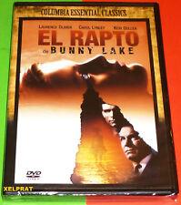EL RAPTO DE BUNNY LAKE - Bunny Lake is Missing -DVD R2- English español Precint