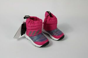 Adidas Rapida Snow Toddlers Pink Boots