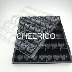 Clear Macaron Blister Box for 35 Macarons($3.5 each) - Pack of 20 Boxes