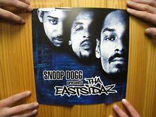 Snoop Dogg Poster Tha Eastsidaz The Eastsiders
