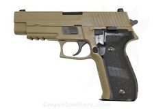 WE AIRSOFT MK25 GBB GBBR Airsoft Softair Pistol Gas blowback Nighthawk