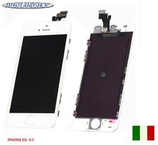 TOUCH SCREEN+LCD DISPLAY RETINA + FRAME PER APPLE IPHONE 6G 4.7   BIANCO
