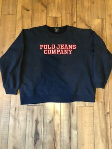 POLO Jeans Co sweat shirt men L